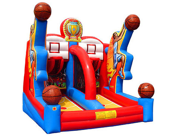 Shooting Stars Basketball Shooting game