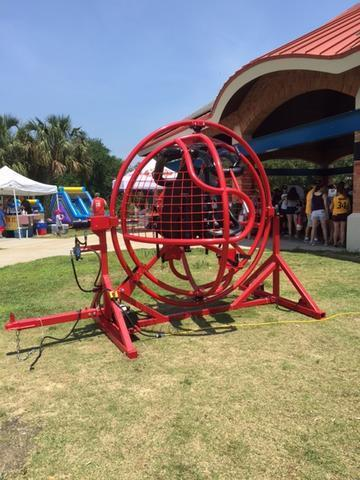 Gyroscope Orbitron rental