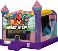 Angry Birds 4in1 Combo Bouncer Pink