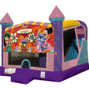 Lilo and Stitch 4in1 Combo Bouncer Pink