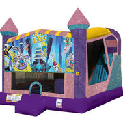 Looney Toons 4in1 Combo Bouncer Pink