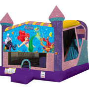 Little Mermaid 4in1 Combo Bouncer Pink