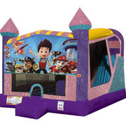 Paw Patrol 4in1 Combo Bouncer Pink