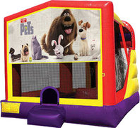 Secret Life of Pets 4in1 Bounce House Combo