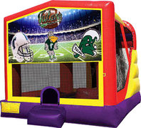 Tulane 4in1 Bounce House Combo