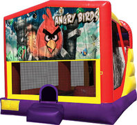 Angry Birds 4in1 Bounce House Combo