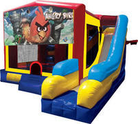 Angry Birds Inflatable Combo 7in1