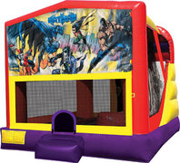 Batman 4in1 Bounce House Combo