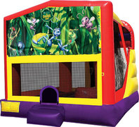 Bugs Life 4in1 Bounce House Combo