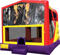 Call of Duty 4in1 Bounce House Combo