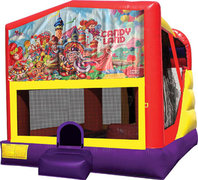 Candyland 4in1 Bounce House Combo