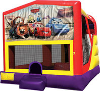 Cars 4in1 Bounce House Combo