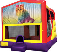 Caticorn 4in1 Bounce House Combo