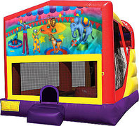 Circus 4in1 Bounce House Combo
