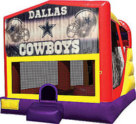 Dallas Cowboys 4in1 Bounce House Combo