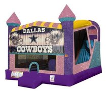 Dallas Cowboys 4in1 Combo Bouncer Pink