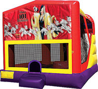 Dalmations 101 4in1 Bounce House Combo