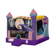 Nightmare Before Christmas 4in1 Combo Bouncer Pink