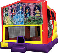 Disney Princess 4in1 Bounce House Combo