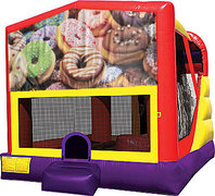 Donuts 4in1 Bounce House Combo