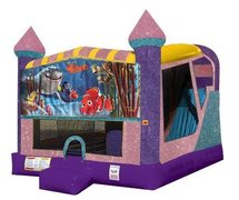 Finding Nemo 4in1 Combo Bouncer Pink