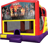 Fortnite 4in1 Bounce House Combo