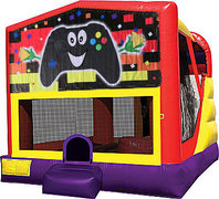 Gamer 4in1 Bounce House Combo