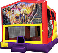 Goosebumps 4in1 Bounce House Combo