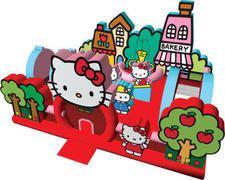 A-Hello Kitty Toddler bouncer