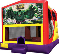 Hulk 4in1 Bounce House Combo