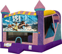 Ice Age 4in1 Combo Bouncer Pink