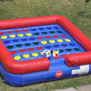 Twister Inflatable Game
