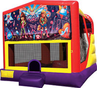 Its a Girl Thing 4in1 Bounce House Combo
