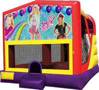 JoJo Siwa 4in1 Bounce House Combo