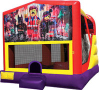 LEGOs 4in1 Bounce House Combo
