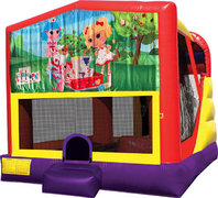 La La Loopsie 4in1 Bounce House Combo