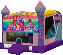 My Little Pony 4in1 Combo Bouncer Pink