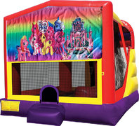 My Little Pony 4in1 Bounce House Combo