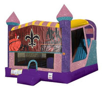 NOLA 4in1 Combo Bouncer Pink