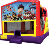 Paw Patrol 4in1 Bounce House Combo