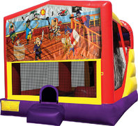 Pirates 4in1 Bounce House Combo