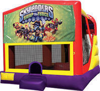 Skylanders 4in1 Bounce House Combo