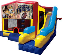 Tigers Inflatable Combo 7in1