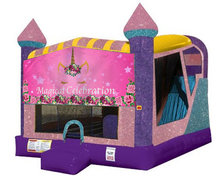 Unicorn Magical 4in1 Combo Bouncer Pink