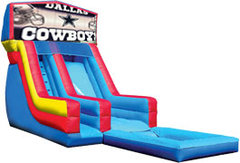 Dallas cowboys Water Slide