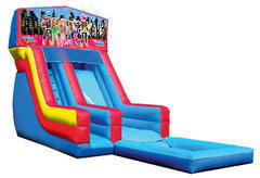 Super Girls water slide