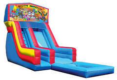 Happy Birthday Kids Water Slide