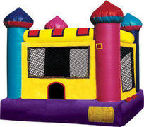 Mini Castle Toddler Bouncer
