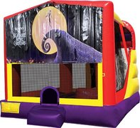 Nightmare Before Christmas 4in1 Bounce House Combo