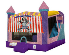 Pirates Adventure 4in1 Combo Bouncer Pink